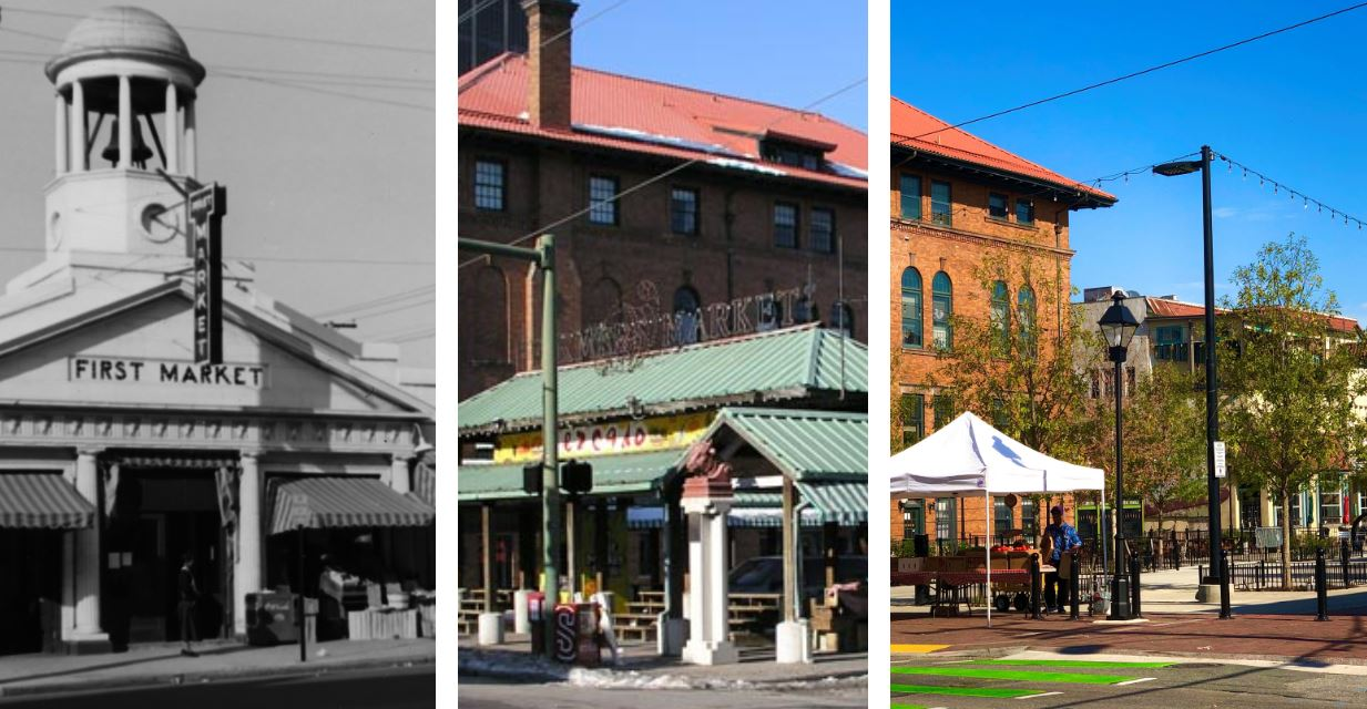 17th St Market over time