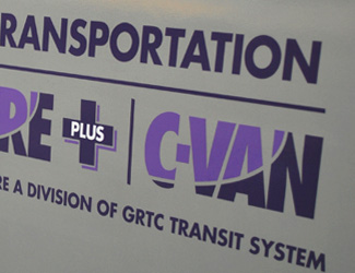 C-VAN provides transportation assistance for Virginia Initiative for Employment not Welfare (VIEW) participants