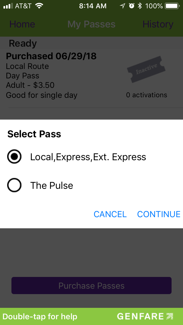 Mobile Pass Guide | GRTC