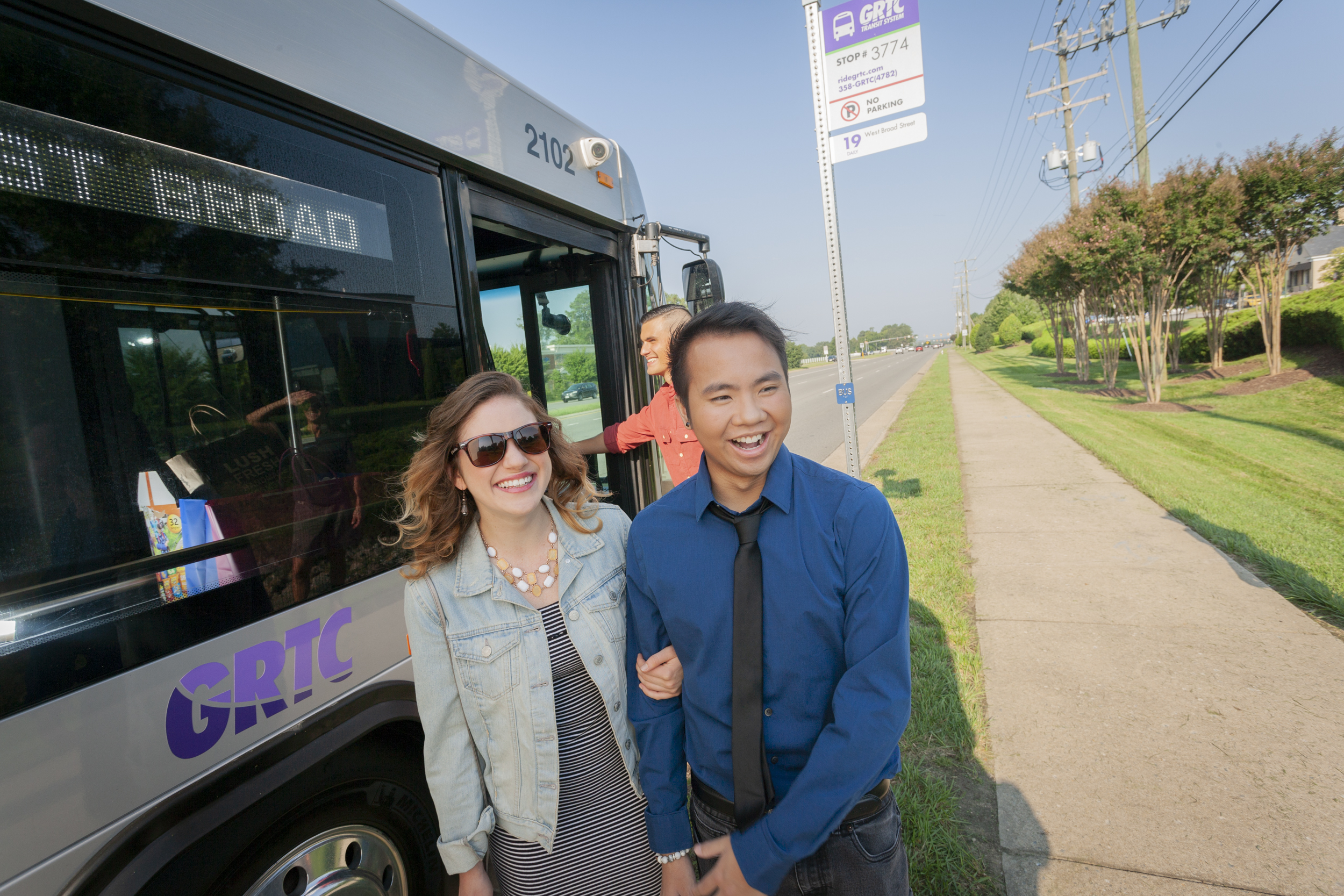 Did you lose something on a GRTC Transit System but?